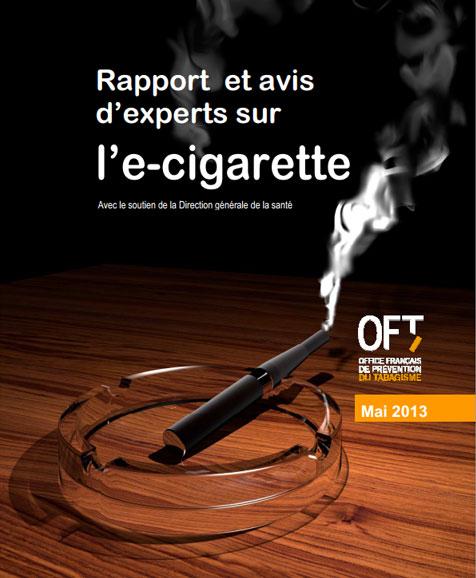 Rapport cigarette électronique