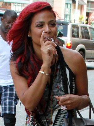 christina milian cigarette electronique
