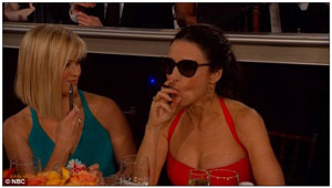 julia dreyfus cigarette electronique