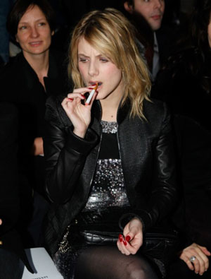 melanie laurent cigarette electronique