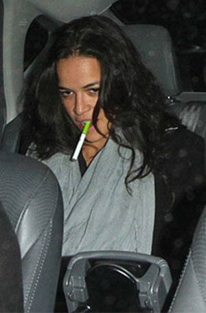 michelle rodriguez cigarette electronique