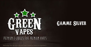 Green Vapes Silver