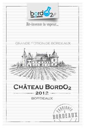e-liquide chateau BordO2