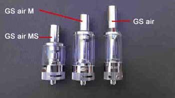 Différence entre GS AIR GS AIR M et GS AIR MS