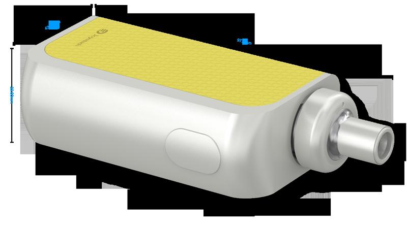 Dimensions de l'eGo AIO BOX