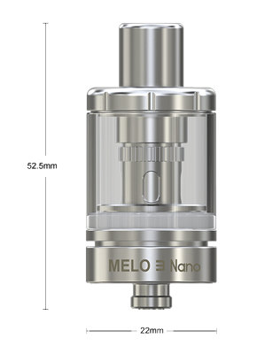 clearomiseur melo 3 nano