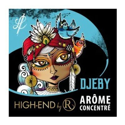 Arome Djeby - High End Revolute