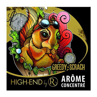 Arome Greedy Scratch - High End Revolute