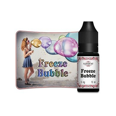 E-liquide Freeze Bubble Flavor Hit