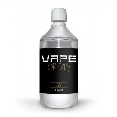 Base 100% VG 1 Litre - Vape Or DIY