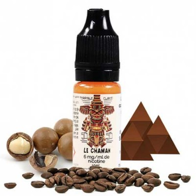 e-liquide Le Chaman - Terrible Cloud