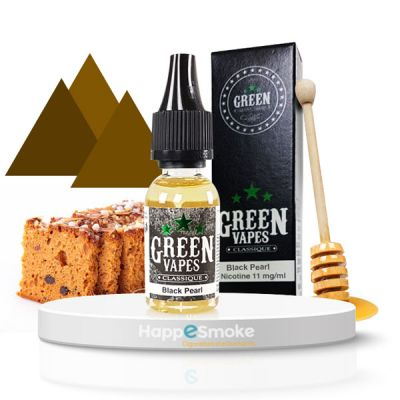 E-liquide Green Vapes Black Pearl