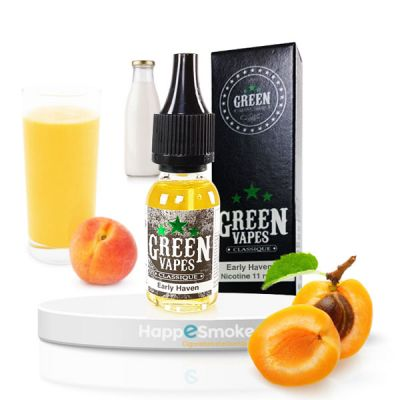 E-liquide Early Haven Green Vape
