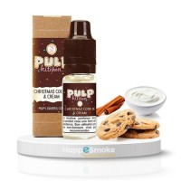 E-liquide Christmas Cookies & Cream - Pulp