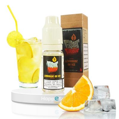 E-liquide Lemonade On Ice - Frost N Furious