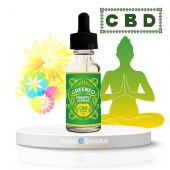 e-liquide CBD Pineapple Express Greeneo