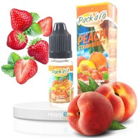 Concentré Peach Strawberry - Pack à l'ô