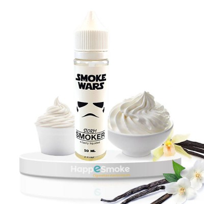 E-liquide Storm Smoker 50 ml - Etasty