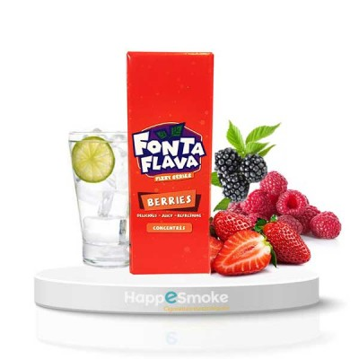 Concentré Berries - Fonta Flava