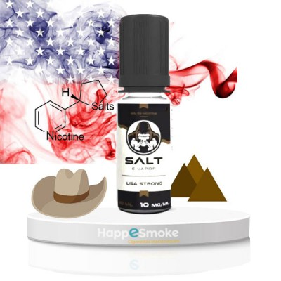 E-liquide USA Strong - SALT E-VAPOR
