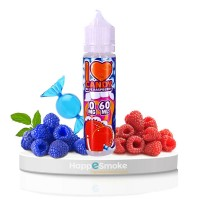 I Love Candy Blue Raspberry 50 ml - Mad Hatter Juice