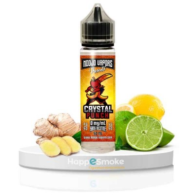 E-liquide Crystal Punch 50 ml - Modjo Vapors