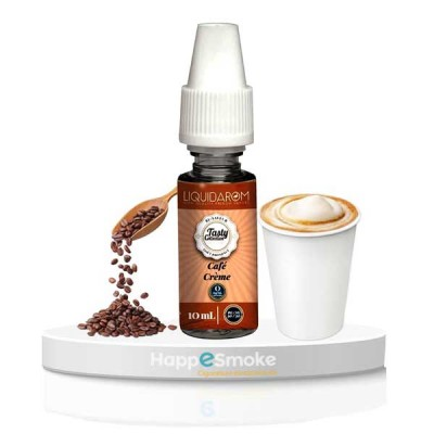 Café Crème 10 ml Tasty Collection - Liquidarom