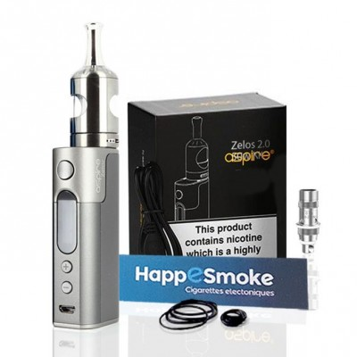 Kit Zelos 50W 2.0 - Aspire