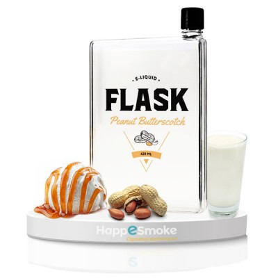 Flask Peanut Butterscotch 420 ml - Unicorn Vape