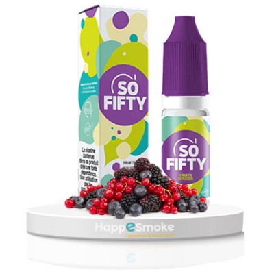 Fruits Rouges - So Fifty - Alfaliquid