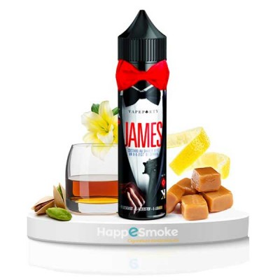 James 50 ml - Swoke