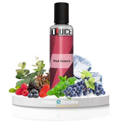 E-liquide Red Astaire 50ml - T-Juice