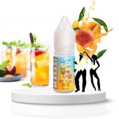 E-liquide Ice Tea Pêche 10ml - Drinking from Cuba