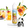 E-liquide Ice Tea Pêche 50ml - Drinking from Cuba