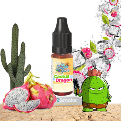 E-liquide Cactus Fruit du Dragon 10 ml - Les Supers Jus