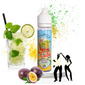 E-liquide Mojito Passion 50ml - Drinking from Cuba