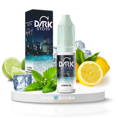 E-liquide Lemon Ice Dark Story