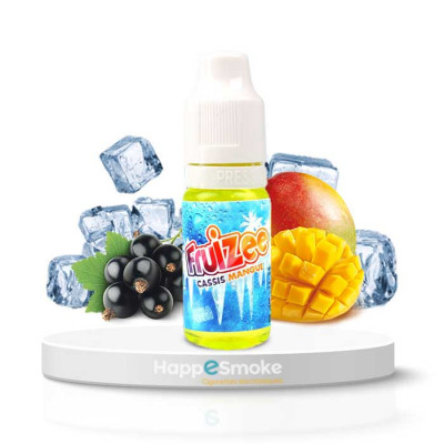 E-liquide Cassis Mangue Fruizee - Eliquid France