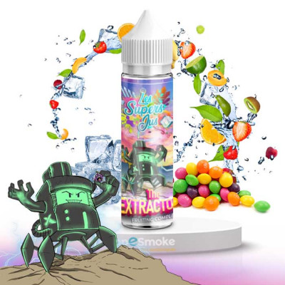 E-liquide The Extractor 50 ml - Les Supers Jus