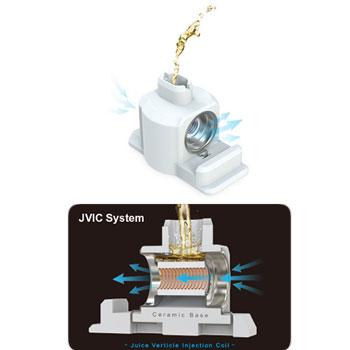 Résistance JVIC Joyetech : Système