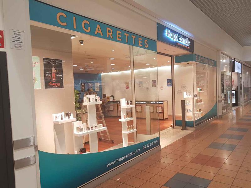 ecigarette plan de campagne
