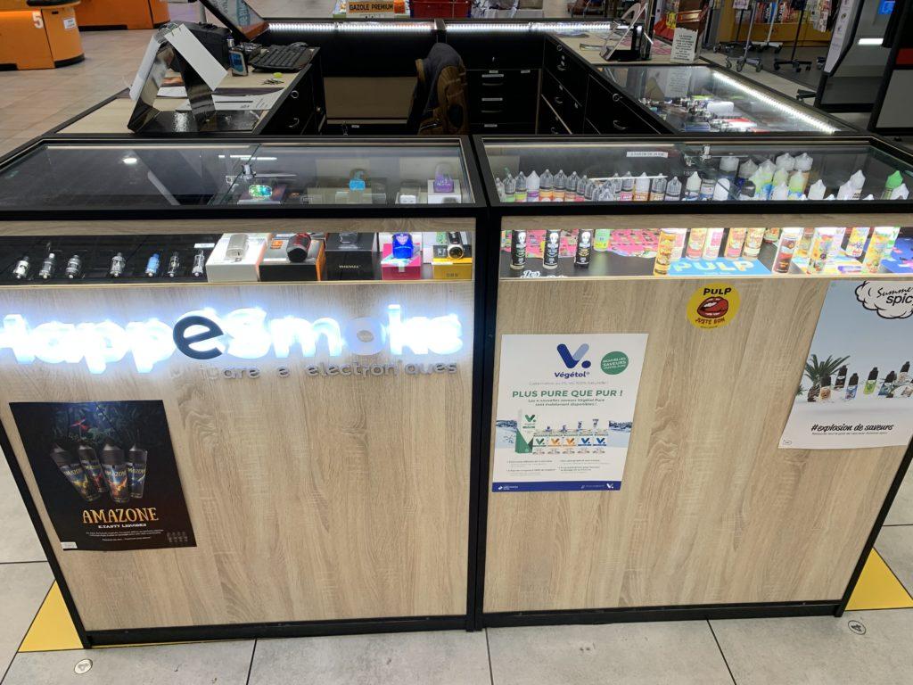 Cigarette électronique Châteauneuf les Martigues
