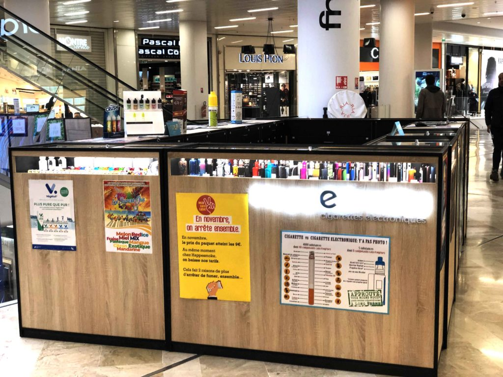 cigarette électronique Marseille Centre Bourse