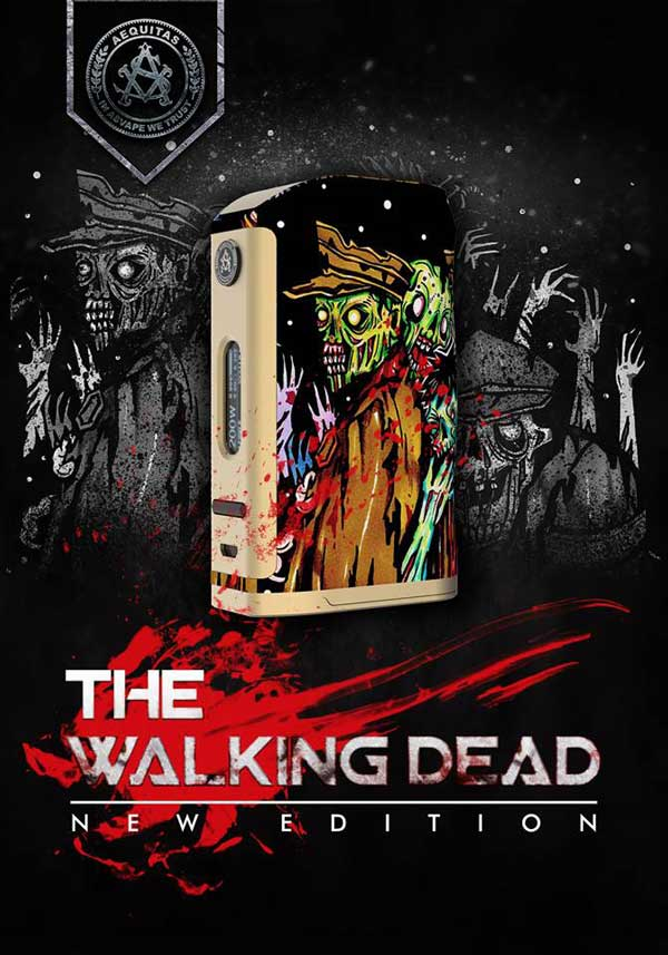 box walking dead pas cher