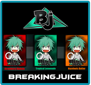 breaking juice eliquide
