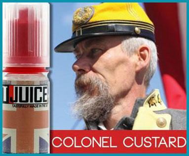 logo colonel custard