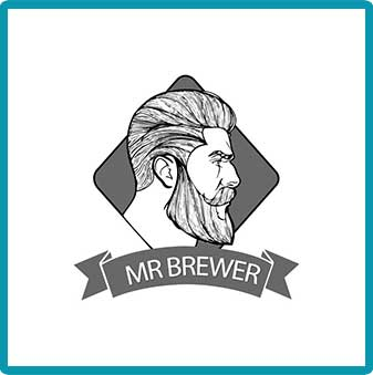 mr brewer logo
