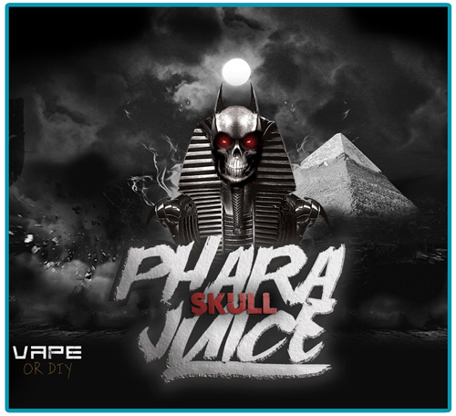 phara skull vape or diy