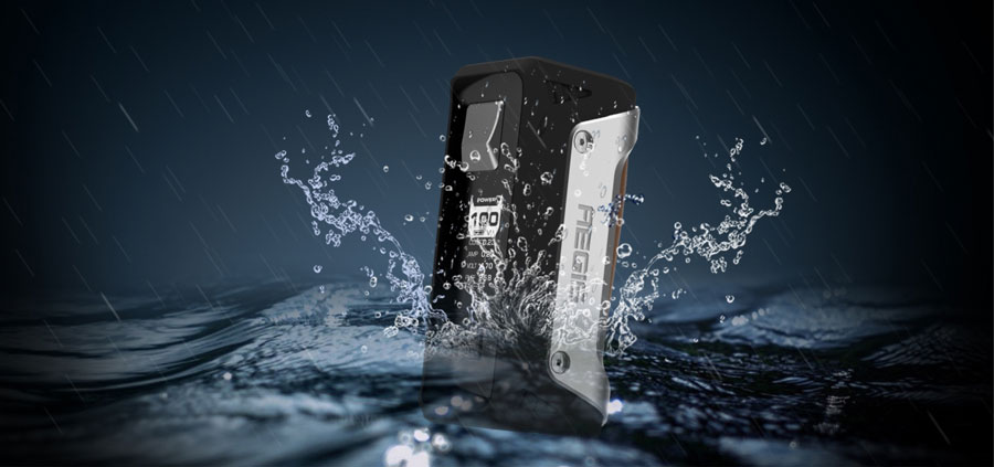box aegis waterproof